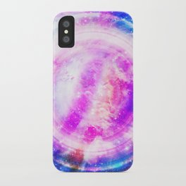 Galaxy Redux iPhone Case
