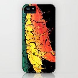 Blackhawks Feathers iPhone Case