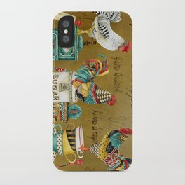Roosters Majestic iPhone Case
