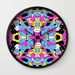 Radiator VI Wall Clock