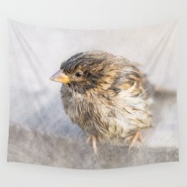 Sparrow - Faulty forecast Wall Tapestry