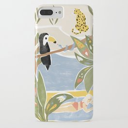 The Jungle Jumbos iPhone Case