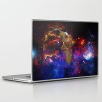 astronomy Laptop & iPad Skins featuring SXC Astronomy P1 by Skankotron
