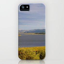 Bull Iland Tamar River Northern Tasmania*Australia* iPhone Case