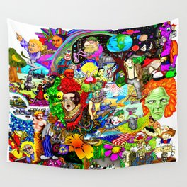 EPIC 25  Wall Tapestry