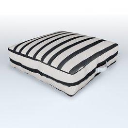 Zebra Outdoor Floor Cushion