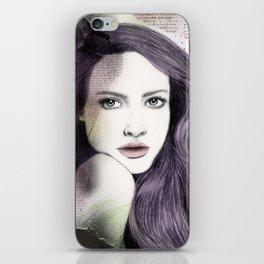 Lauren iPhone Skin