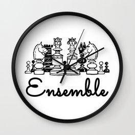 Ensemble Wall Clock