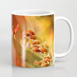 TANGERINE SPANGLES no1 Coffee Mug