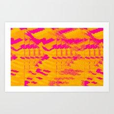 dress print Art Print