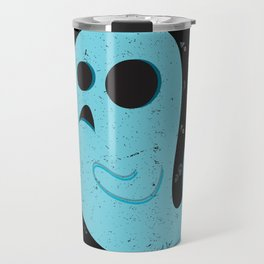 Im only here for the boos! - Ghost only. Travel Mug