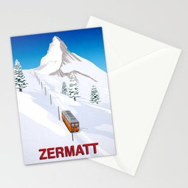 Zermatt Stationery Cards