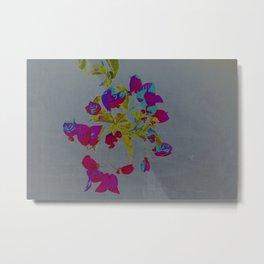 flowery branch Metal Print