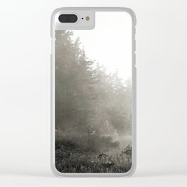 Diamond Bog Clear iPhone Case