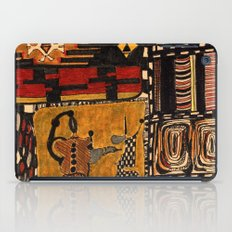 about meanders and lucky numbers iPad Case