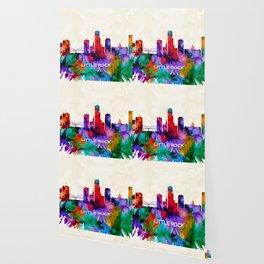 Little Rock Skyline Wallpaper