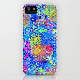 Graffiti Sea iPhone Case