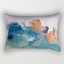 Birth Rectangular Pillow