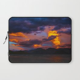 Lake Wanaka Sunset Laptop Sleeve