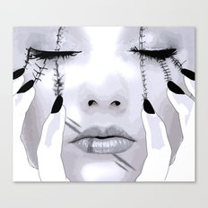 Claws Canvas Print