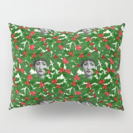 In the Holly Pillow Sham