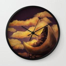 To sleep, perchance Wall Clock