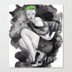 Stilettos  Canvas Print