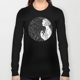 Under Stars (Aurora Aksnes) Long Sleeve T-shirt