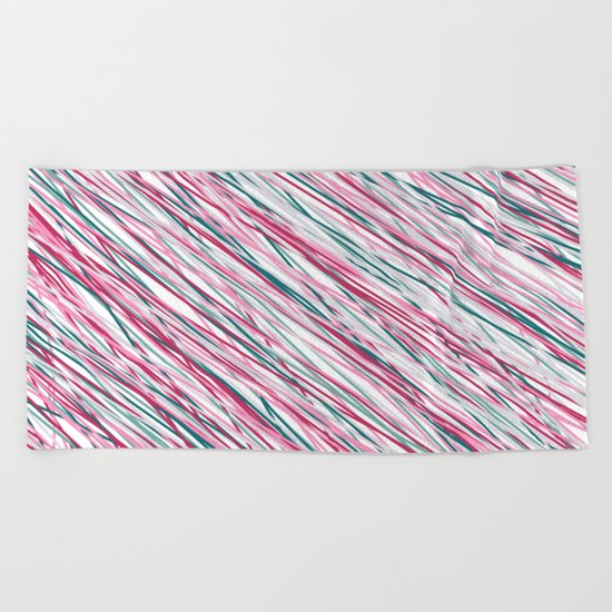 Abstract 361 Beach Towel