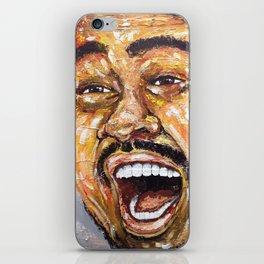 Juan Carlos Velez Castaño iPhone Skin