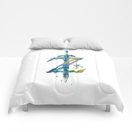 Breath of the Wild Comforters