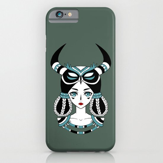 Owl Tribe iPhone & iPod Case