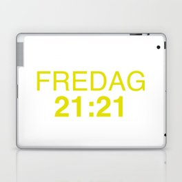 21:21 - isak and even - SKAM Laptop & iPad Skin