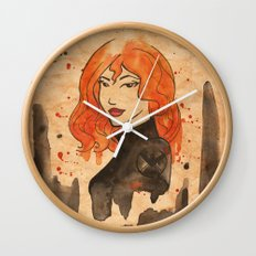 Deadly Wall Clock