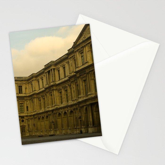 Palais du Louvre Stationery Cards