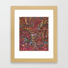 :: OCD :: Framed Art Print