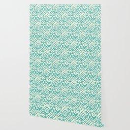 lezat turquoise Wallpaper