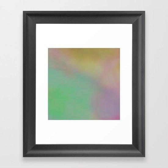Dream of you Framed Art Print