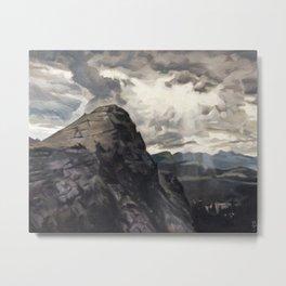 Lembert Dome, Yosemite Metal Print
