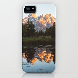 Summer in the Tetons 2 iPhone Case