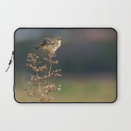The little bird Laptop Sleeve