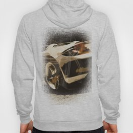 Dream Car  #6 Hoody