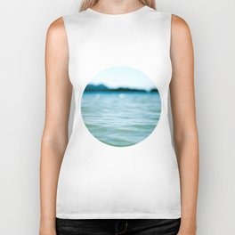 Nautical Porthole Study No.4 Biker Tank