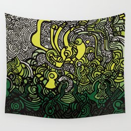 DEPTH-CHARGE Wall Tapestry