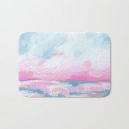 Euphoria - Bright Ocean Seascape Bath Mat