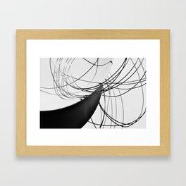 Shadowplay I Framed Art Print