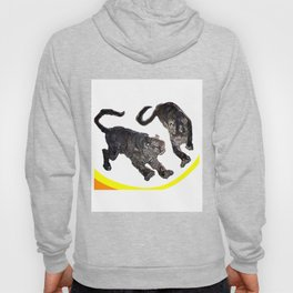 Two Tigers jGibney The MUSEUM Society6 Gifts Hoody