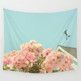 A simple kind of life Wall Tapestry