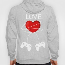 Valentine Gift For Video Game Lover. Hoody