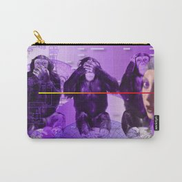 It's Just Not Gonna Happen < The NO Series (Purple) Carry-All Pouch